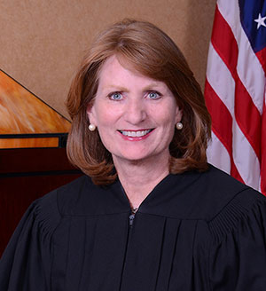Judge Janice Miller Karlin, L'80, of the U.S. Bankruptcy Court for the District of Kansas