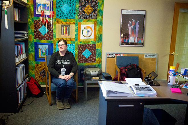 Sarah Deer, L'99, Langston Hughes Visiting Professor at KU Law