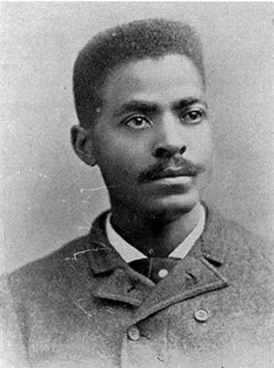 Isaac F. Bradley Sr. was KU Law's first black graduate, graduating with the class of 1887.