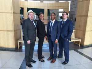 KU Law Mock Trial Team