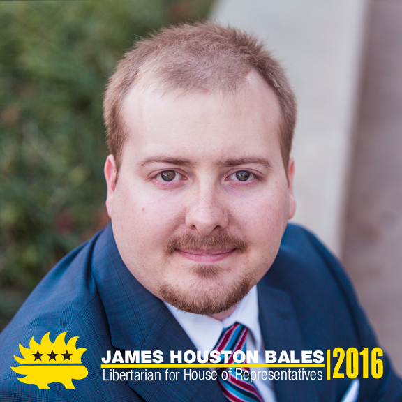 James Houston Bales candidate photo