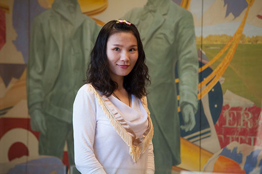 """Xiu """"Monica"""" Huang"""