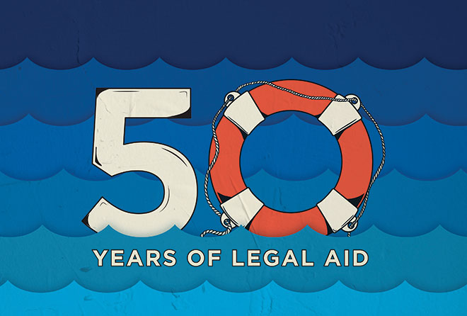 50 year of the KU Law Legal Aid Clinic