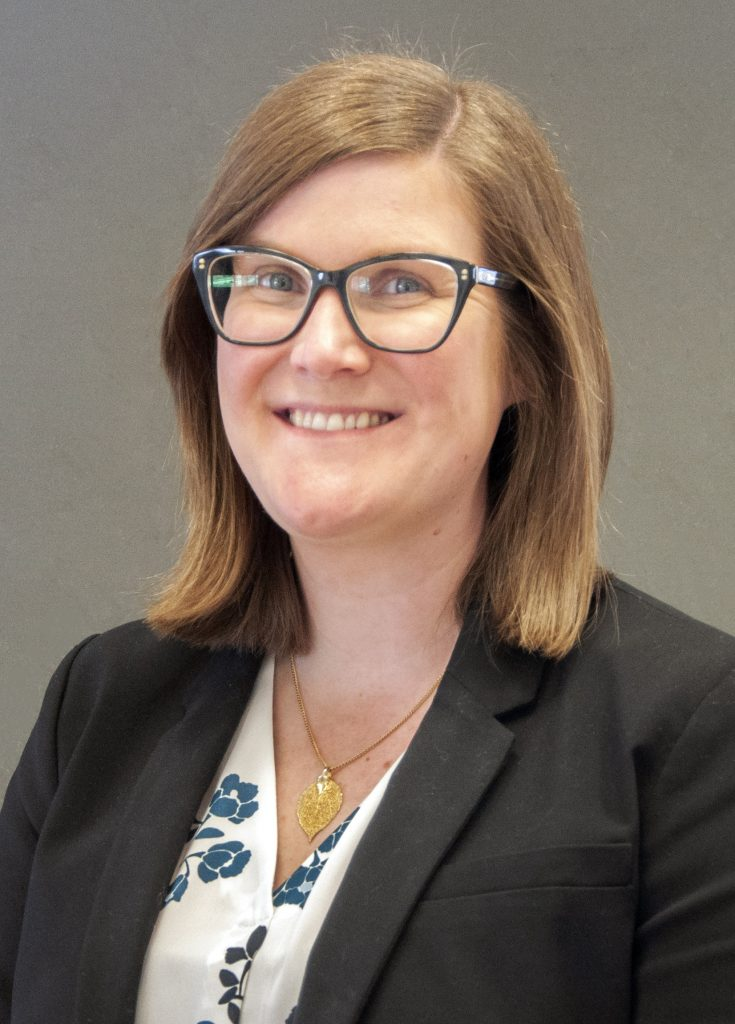 Margaret Hair, KU Law Communications Director