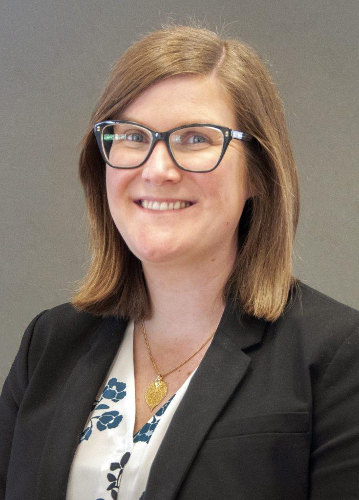 Margaret Hair, KU Law Communications Director