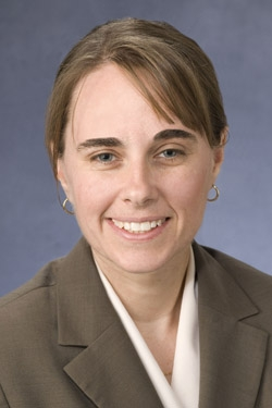 KU Law Professor Virginia Harper Ho