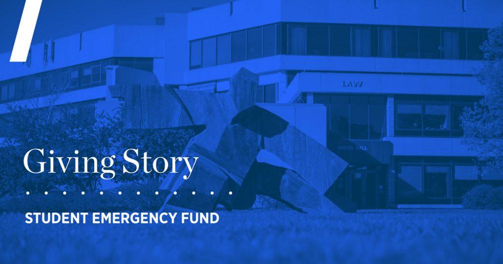KU Law Giving Story - Student Emergency Fund